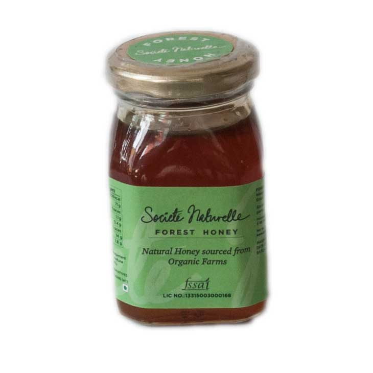 Societe Naturalle Forest Honey 250 gm