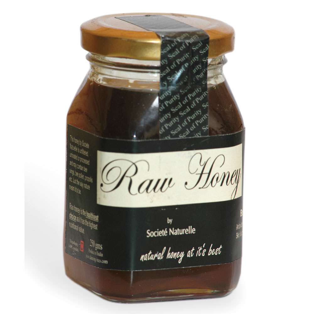Societe Naturelle Raw Honey 250 gm