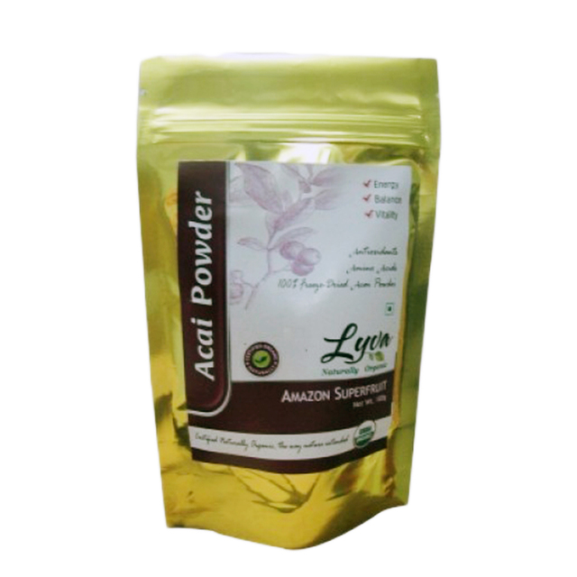 Lyva Acai Powder 100 gm